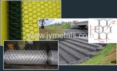 hot gal hexagonal wire mesh