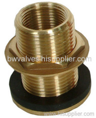 brass fitting males