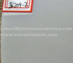 polyester forming screen