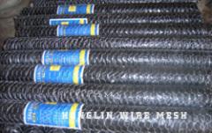 Galvanised hexagonal wire nettings