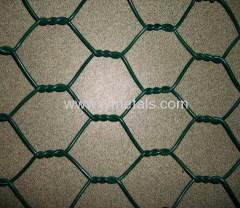 hexagonal wire mesh fencings
