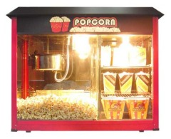 popcorn machine cotton candy machines