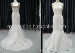 New Elegant Sexy Bride Wedding Dress Prom Evening Gown All Size BSCH-056