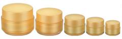 plastic jars and lids