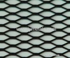 Diamond Expanded Metal Fence