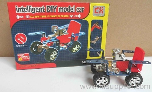 DIY Model car