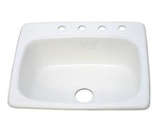 one hole basin