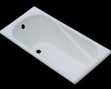 Indoor bathtub