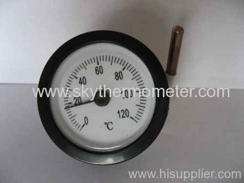 52mm capillary thermometer