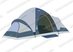 Mountainer Dome Tent