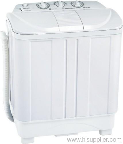 2.5kg twin-tub mini washing machine