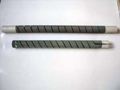 Single Spiral Shape SiC Heating Elements