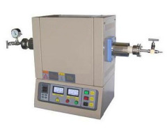 JY-1400ST Tube Furnace (Heated by SiC elements)