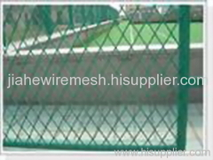 expanded fencing