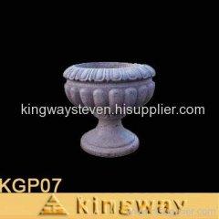 Garden Stone Pot