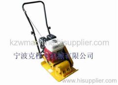 soil plate compactor