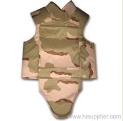Soft Bulletproof Vests