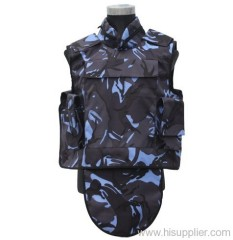 ballistic jacket