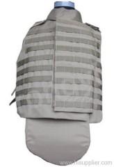 Fire resistant bulletproof vests
