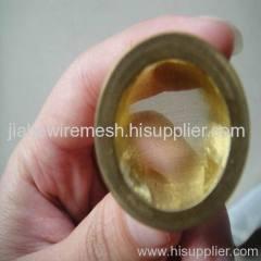 foldaway coarse filter mesh