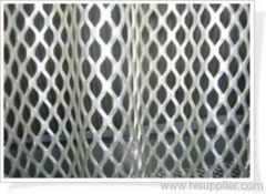 Hy Security Expanded Metal Fence Products