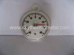 plastic hanger freezer thermometer