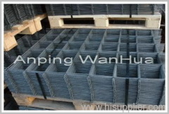 welded metal mesh panels