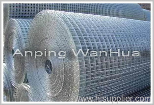 Welded Mesh Panel Sheets