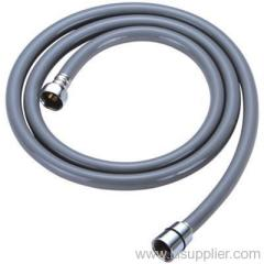 PVC grey shower hose