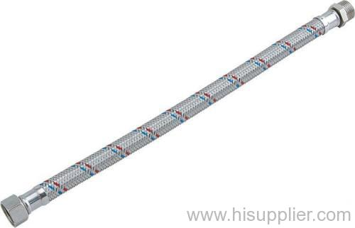 Stainless steel wire knitted hose