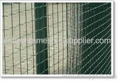 PVC coating grass field fence