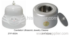 Cavitation Ultrasonic Jewelry Cleaner