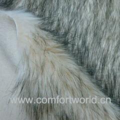 82%acrylic 18%polyesterFake Fur Garment
