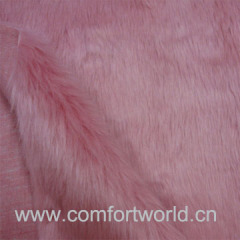 55%acrylic 45%polyester fake leather