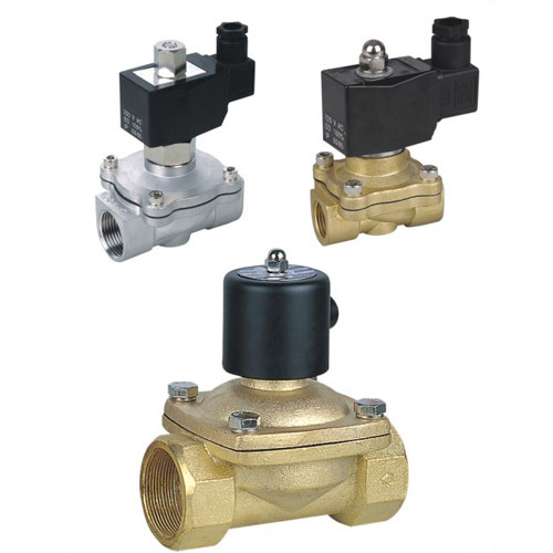 2/2 WAY Large orifice Solenoid Valve