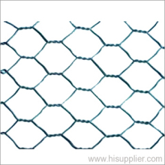 PVC Coated Hexagonal Wire Mesh Roll