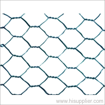 PVC Coated Hexagonal Wire Mesh Roll