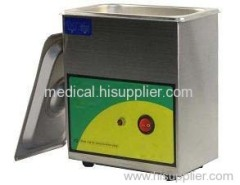 Full Stainless Steel Small Mechanical Controlled Ultrasonic Cleaner