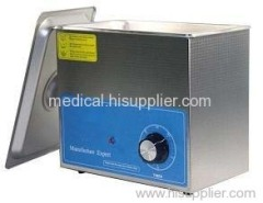 Full Stainless Steel Mechanical Timing Ultrasonic Cleaner