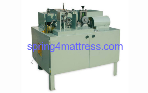 edge support spring machine