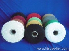 polyester viscose dyed yarn