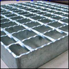 Serrated Steel Bar Gratings