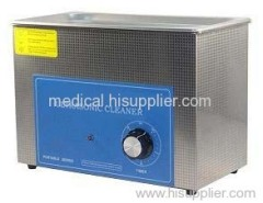 Mechanical Timing Ultrasonic Semiconductor Silicon Cleaner