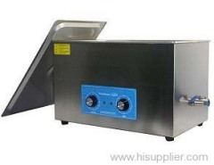 Mechanical Timing & Heating Military Industrial Ultrasonic Cleaner