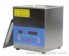 Small Benchtop Digital Timing Ultrasonic Cleaner