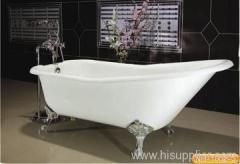 slipper bathtub
