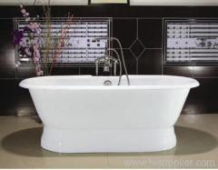 double end bathtub