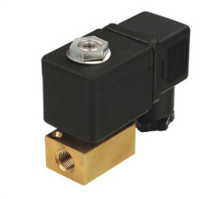 3 way or 2 way Solenoid Valve