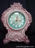 Ceramic Table Clock
