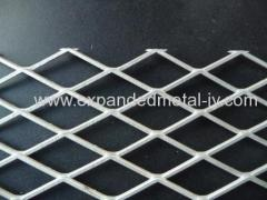 Expanded Carbon Steel Mesh